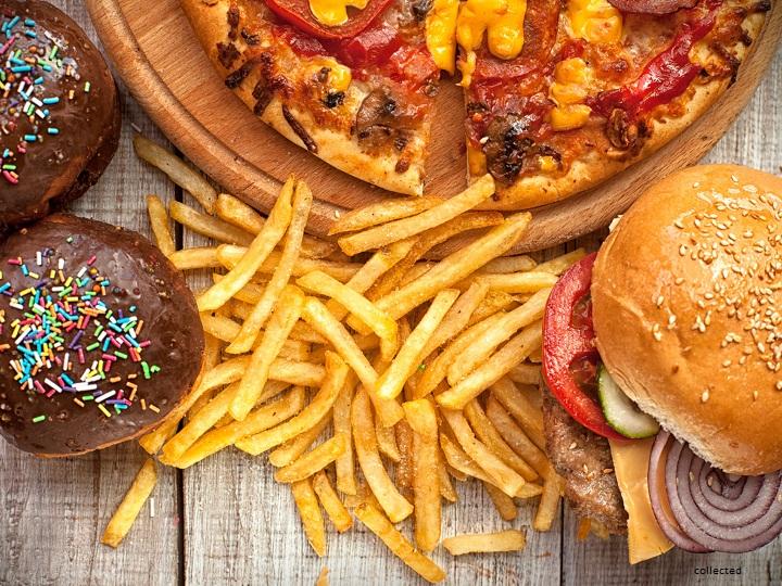 Foods harmful for Brain Health