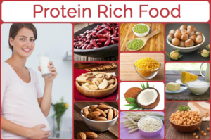 Protein rich foods during pregnancy