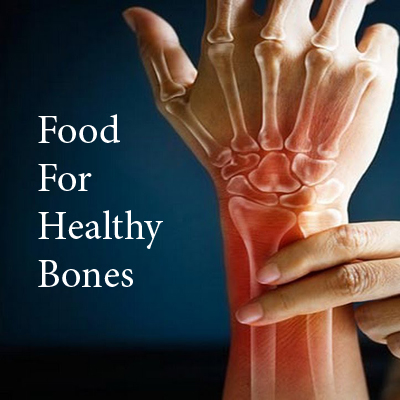 Bone Disease And Food For Healthy Bones