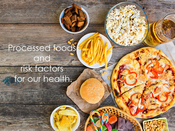 Processed Foods And Risk Factors