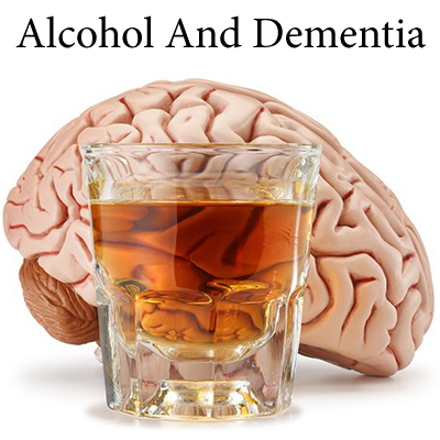 alcohol and dementia