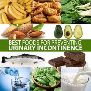 Best Foods For Men & Women Preventing Urinary Incontinence