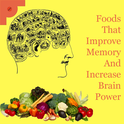 Foods That Improve Memory