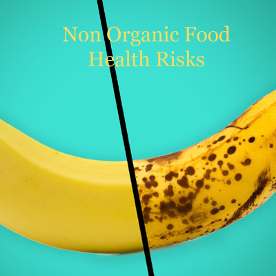 Non Organic Food Health Risks