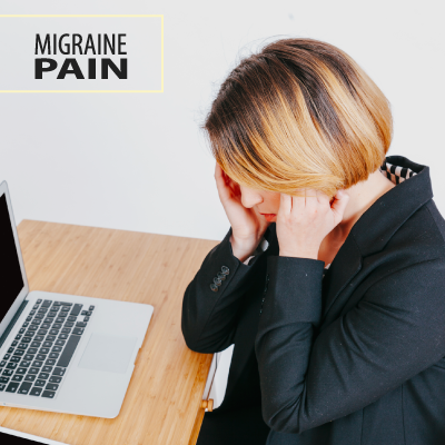 Migraine Pain & natural migraine relief