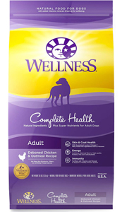 Wellness Complete Natural Pet Food